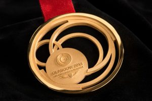 Image of Gold Commonwealth Games, Glasgow 2014